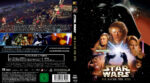 Star Wars: Die Rache der Sith (2005) R2 Blu-Ray German