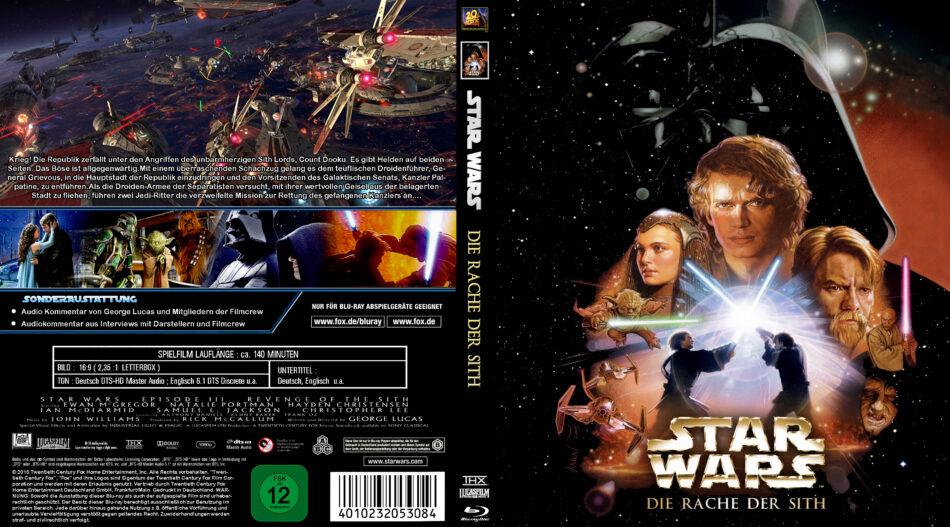Die Rache Der Sith
