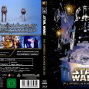 Star Wars: Das Imperium schlägt zurück (1980) R2 Blu-ray German