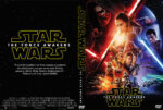 Star Wars: The Force Awakens (2015) Custom DVD Cover