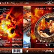 Stargate SG-1: Season 3 (1999) R2 German