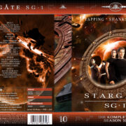Stargate SG-1: Season 10 (2006) R2 German