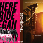 Stonewall (2015) R0 Custom DVD Cover