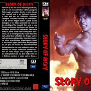 Story of Ricky (1991) Custom Blu-Ray (german)