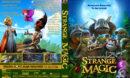 Strange Magic (2015) R0 Custom Cover