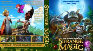 Strange Magic Custom Cover