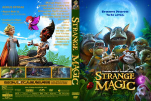 Strange Magic Custom Cover