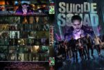 Suicide Squad (2016) Custom DVD Cover