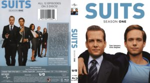 Suits - T01 (Completa) (Blu-Ray)