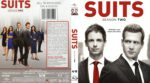 Suits: Season 2 (2013) R1 Blu-Ray DVD Cover