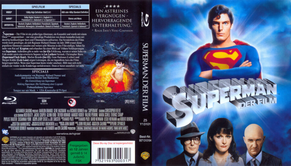 superman filme deutsch