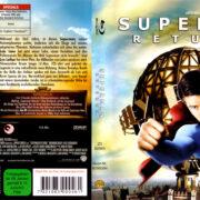 Superman Returns (2006) Blu-Ray German