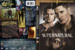 Supernatural: Season 7 (2012) R1 DVD Cover