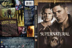 Supernatural - T07 (Completa)
