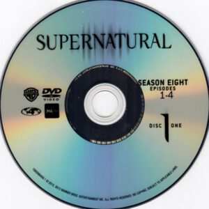 Supernatural - T08 - D1