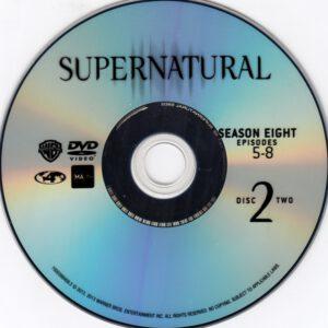 Supernatural - T08 - D2