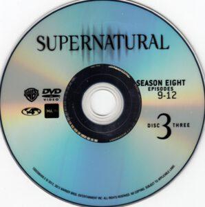 Supernatural - T08 - D3