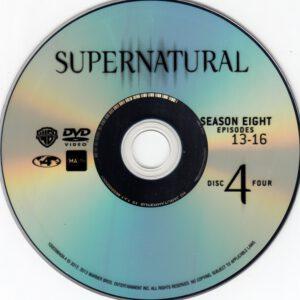 Supernatural - T08 - D4
