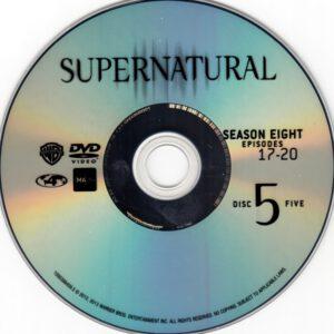 Supernatural - T08 - D5