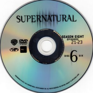 Supernatural - T08 - D6