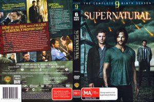 Supernatural - T09 (Completa)