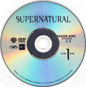 Supernatural - T09 - D1,