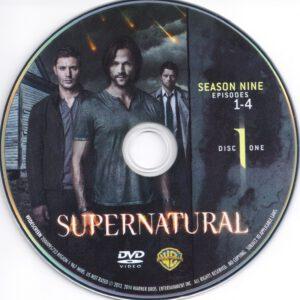Supernatural - T09 - D1