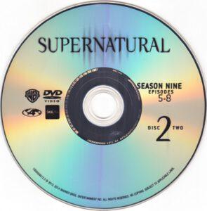Supernatural - T09 - D2,