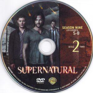 Supernatural - T09 - D2