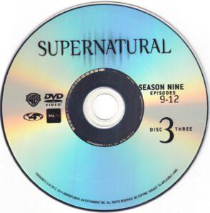 Supernatural - T09 - D3,