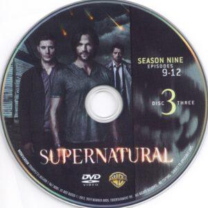 Supernatural - T09 - D3