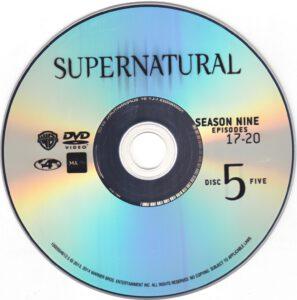 Supernatural - T09 - D5,