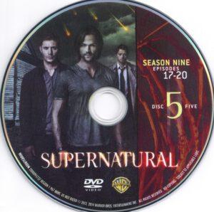 Supernatural - T09 - D5