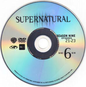 Supernatural - T09 - D6,