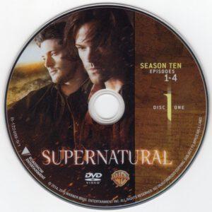Supernatural - T10 - D1