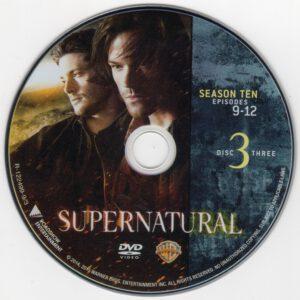 Supernatural - T10 - D3