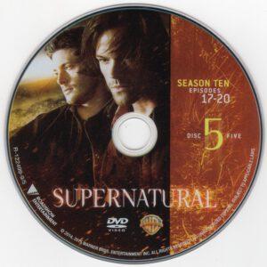 Supernatural - T10 - D5