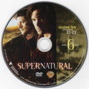 Supernatural - T10 - D6
