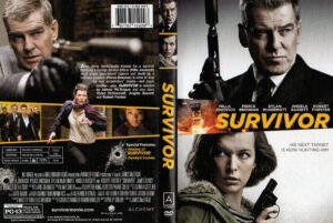 survivor dvd cover