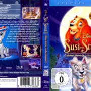 Susi und Strolch 2: Kleine Strolche – Großes Abenteuer! (2001) R2 Blu-Ray German