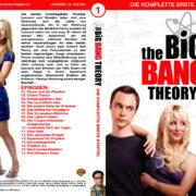 The Big Bang Theory – Staffel 1 (2007) R2 german custom