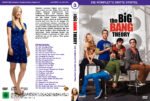 The Big Bang Theory – Staffel 3 (2009) R2 german custom