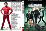 The Big Bang Theory – Staffel 4 (2010) R2 german custom