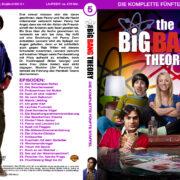 The Big Bang Theory – Staffel 5 (2011) R2 german custom