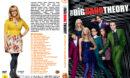 The Big Bang Theory - Staffel 6 (2012) R2 german custom