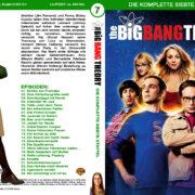 The Big Bang Theory - Staffel 7 (2013) R2 german custom