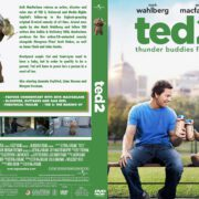 Ted 2 (2015) R1 Custom Cover