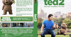 Ted 2 dvd cover