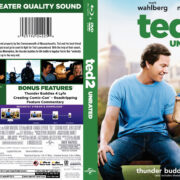 Ted 2 (2015) R1 Blu-Ray DVD Cover