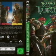 Teenage Mutant Ninja Turtles (2014) 3D Blu-Ray (German)
